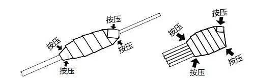 防水胶布使用示意图3