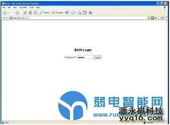 B426-CN IP网络报警模块配置