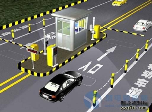 停车场道闸管理系统