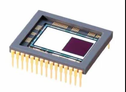 电荷耦合组件(CCD) 图像传感器工作原理